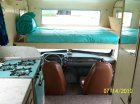 Restored 1960 Cadillac Great Dale House Car - Interior Looking Forward