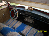 1966 Buick Le Sabre Great Dale House Car - Front Interior