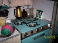 1966 Buick Le Sabre Great Dale House Car - Kitchen Stove / Oven
